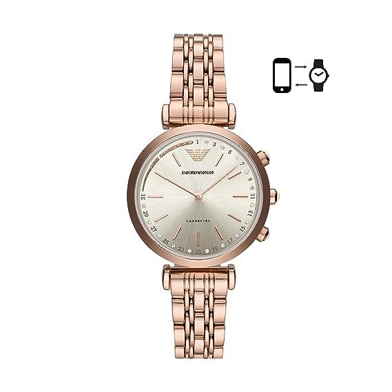 Emporio Armani Smartwatch ART3026: Amazon.es: Relojes