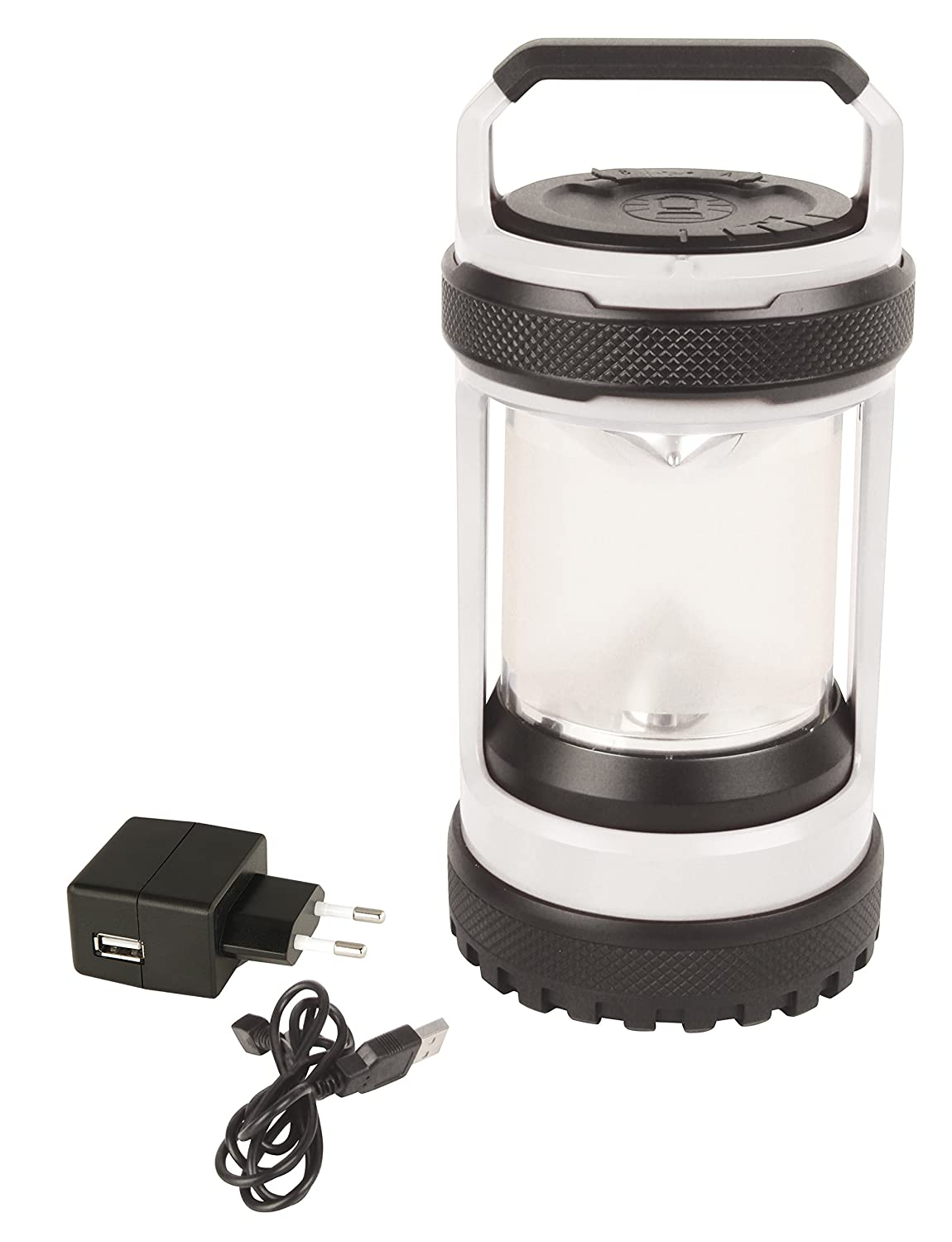 Coleman TWIST+ - Linterna (Universal flashlight, LED, Negro, Color blanco, IPX4, Ión de litio) 8924922