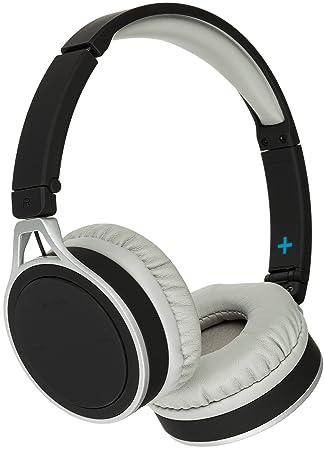 TecPlus Aspire - Auriculares de diadema cerrados con Bluetooth (inalámbricos, plegables, compatibles con