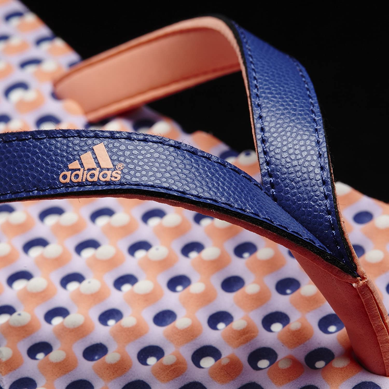 big sale 34d0e 6e981 Adidas Eezay Dots W, Sneaker Donna GrisRosa (MornatBrisol  Brimor) 43  13 Amazon.it Scarpe e borse