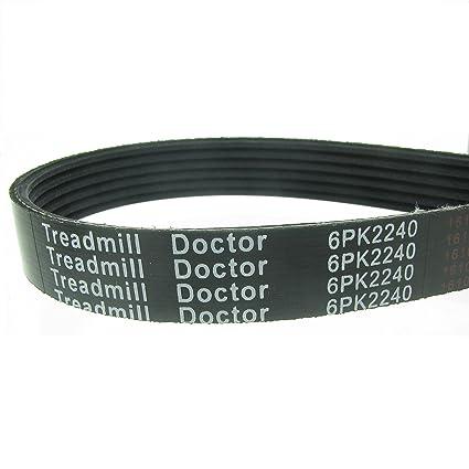 Cinta de correr médico Premium cinturón de repuesto k060882 Multi ...