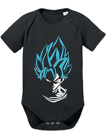 Super Son Goku Baby Bebé Body Goku Dragon Master Son Ball Vegeta Turtle Roshi Db: Amazon.es: Ropa y accesorios