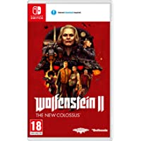 Wolfenstein II: The New Colossus [Nintendo Switch] (CDMedia Garantili)