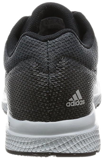 hot sale online 83dcc 66892 adidas Women s Mana Bounce 2 Aramis Competition Running Shoes, (Core Black Silver  Metallic Onix), 10 UK  Amazon.co.uk  Shoes   Bags