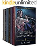 Scions of the Black Lotus: The Complete Tales of the Floating World: A Legends of Tivara Epic Sword and Sorcery (A Legends of Tivara Bundle Book 1)