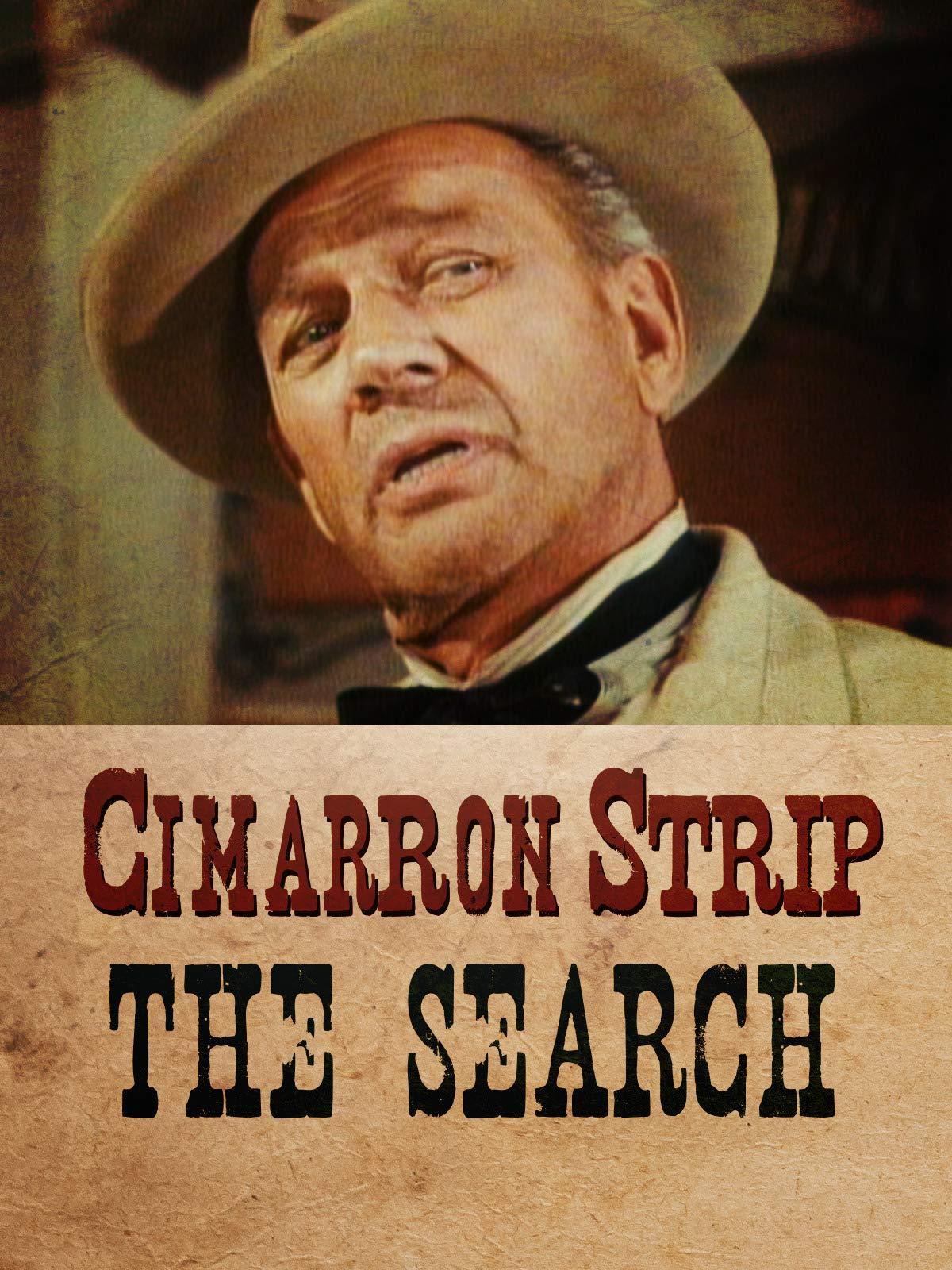 Cimarron Strip - The Search on Amazon Prime Video UK