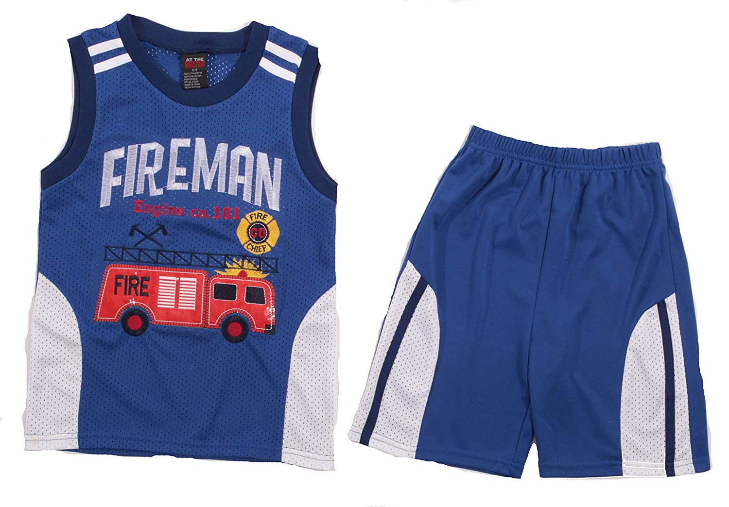 Pack of 2 At The Buzzer Two Piece Short Set