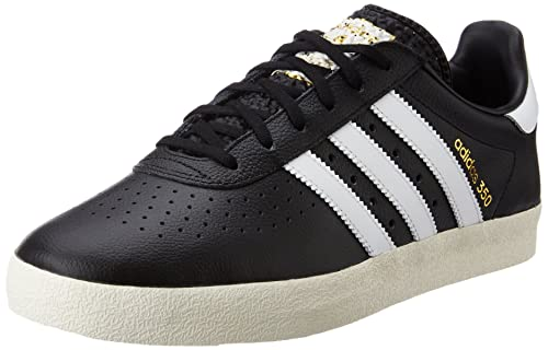 Buy adidas Originals Men's Adidas 350 Cblack, Owhite and