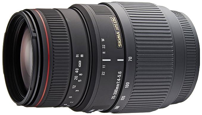 Sigma AF 70 300mm f/4 5.6 DG APO Macro Telephoto Zoom Lens for Sony DSLR Camera DSLR Camera Lenses