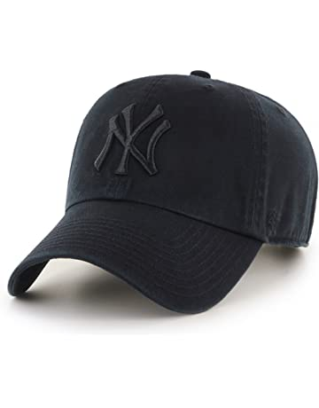 9ad7f38f17f  47 New York Yankees Strapback Brand Clean up Adjustable Cap Hat