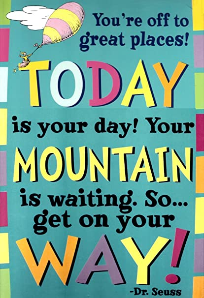 today is your day dr seuss