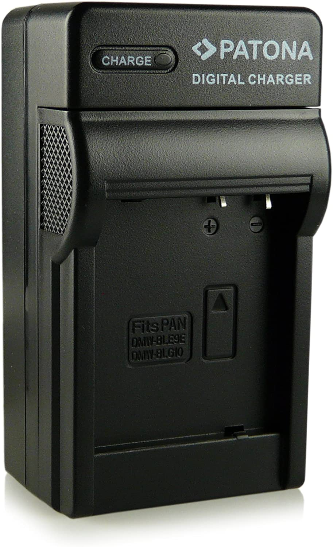 3in1 Ladegerät 100 Kompatibel Mit Dmw Blg10 Kamera