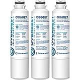 Overbest DA29-00020B Refrigerator Water Filter, Replacement for Samsung HAF-CIN, DA97-08006A, 46-9101, RF28HMEDBSR, RF4287HAR