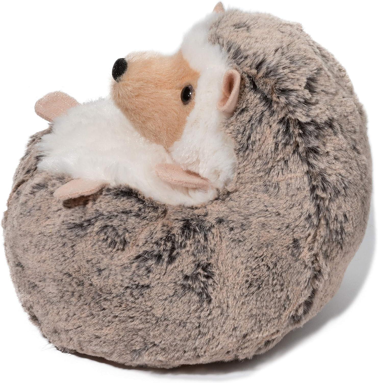 #1838 SPUNKY the LARGE Plush HEDGEHOG Stuffed Animal by Douglas Cuddle Toys