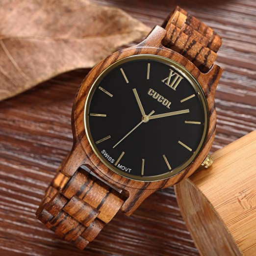 best wood watch