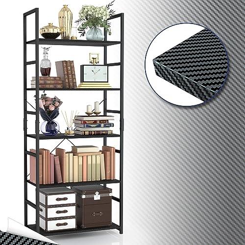 NUMENN 5 Tier Bookshelf