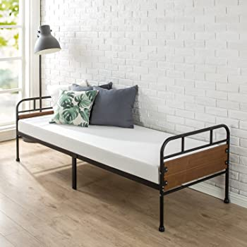 Amazon Com Zinus Newport 30 Inch Wide Day Bed Frame And