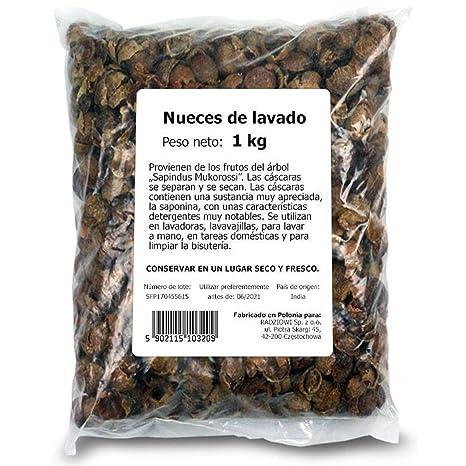 Nueces de Lavado Vivio. Alternativa Ecológica y Antialérgica a los ...