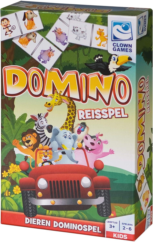 Clown Domino Various