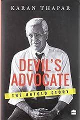 Devil's Advocate: The Untold Story Hardcover