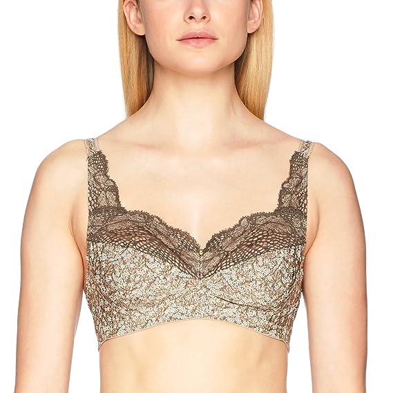 78a72ce678 Naturana Women s Eva s Lace Soft Bra Lingerie  Amazon.co.uk  Clothing
