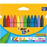 Bic Kids Plastidecor Triangle Craies de coloriage