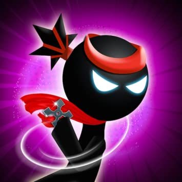 Amazon.com: Stickman Ninja Warrior - Throwing Puzzle Game ...