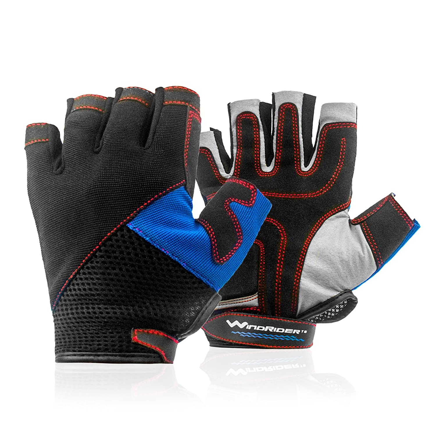 WindRider 3-4 Finger Performance Sailing Gloves