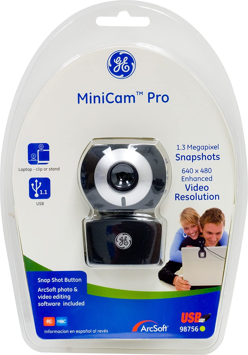 GE MINICAM 98756 WINDOWS 8 DRIVERS DOWNLOAD