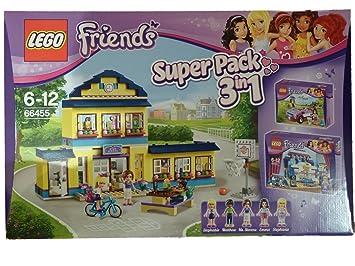 LEGO Friends - Value Pack - 66455: Amazon.es: Juguetes y juegos