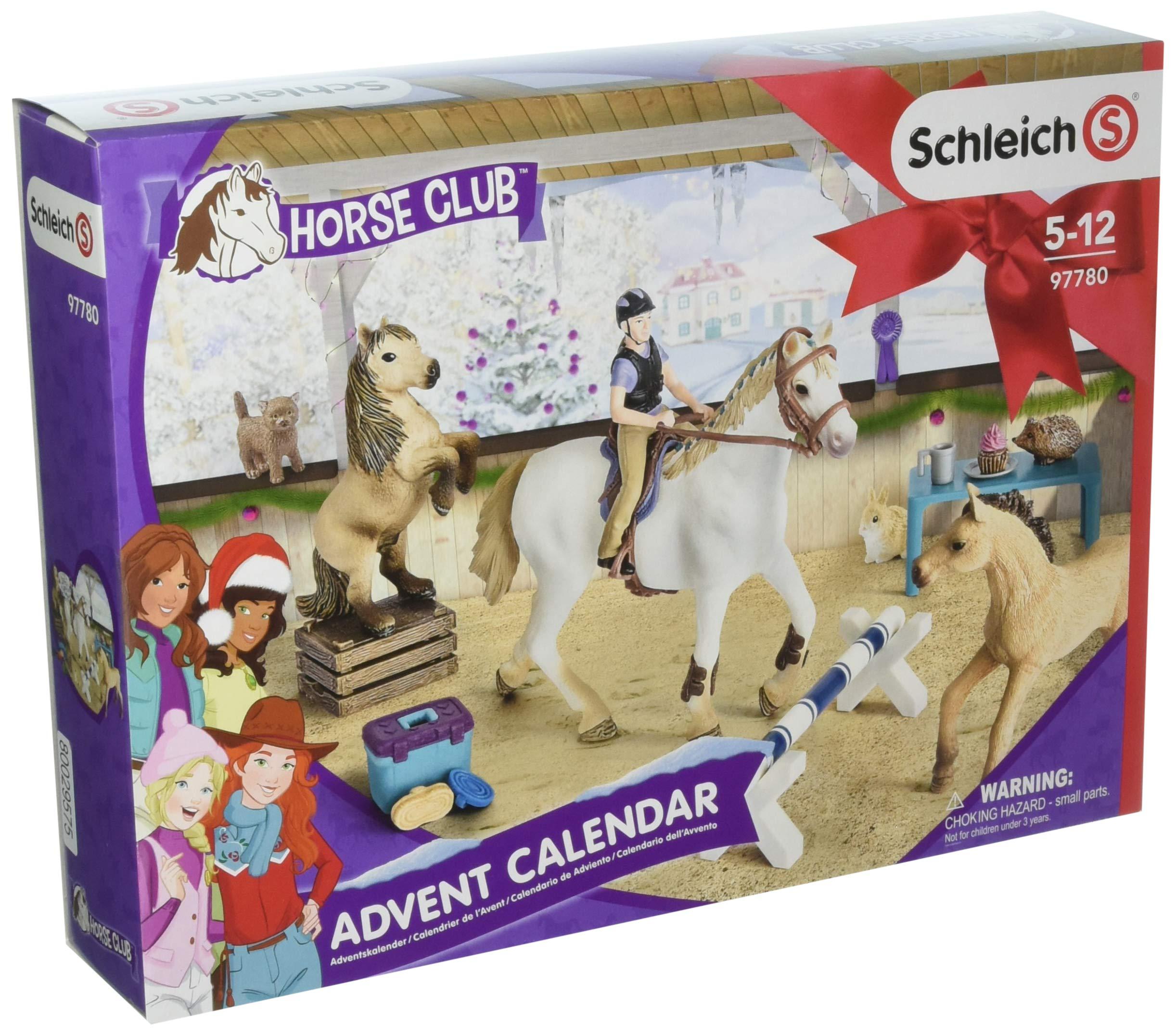 Schleich Horse Club Advent Calendar 2018