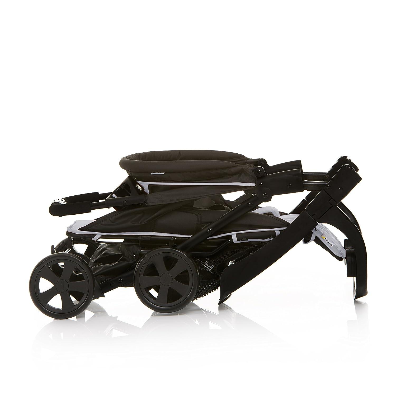 Amazon.com: Hauck Shopper comfortfold carriola – Negro y ...