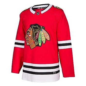 7adf7af2f5d Chicago Blackhawks adidas adizero NHL Authentic Pro Home Jersey - Size 44  (XS)