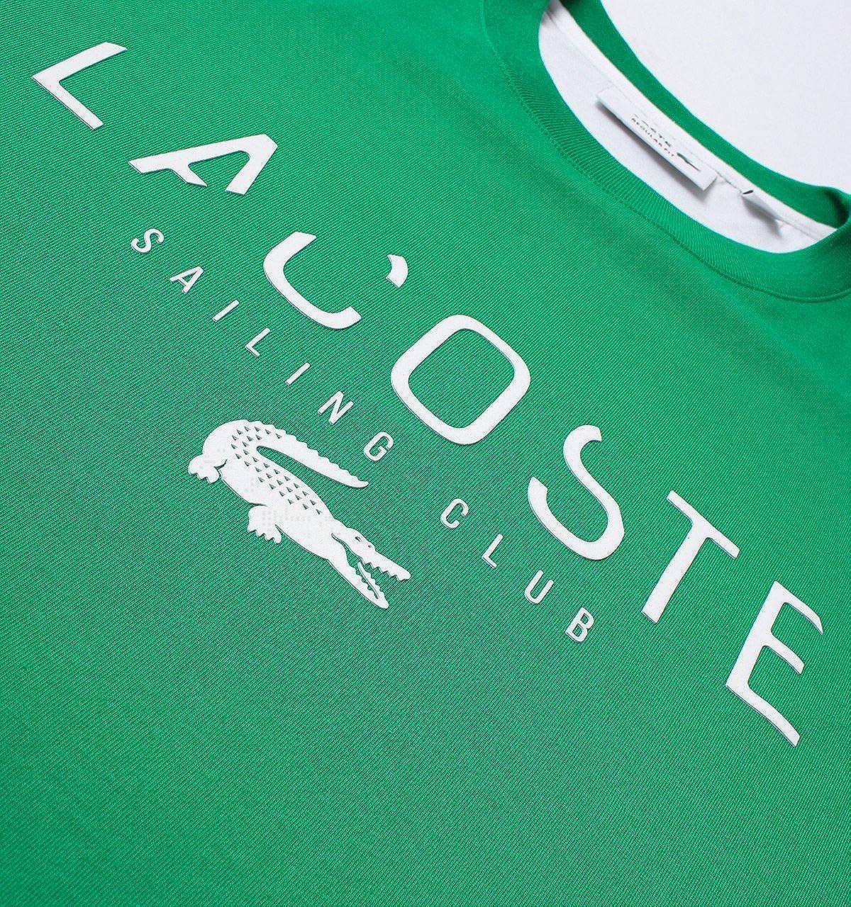 Lacoste y Sailing Camiseta ClubRopa Green accesorios QrCxthds