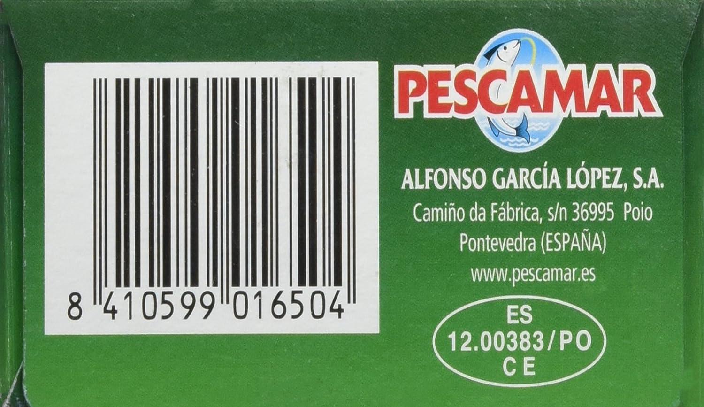 Pescamar Bonito del Norte En Aceite De Oliva - 220 g: Amazon.es: Amazon Pantry