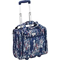 """London Fog Cranford 15"""" Under The Seat Bag Carry-On Luggage"""