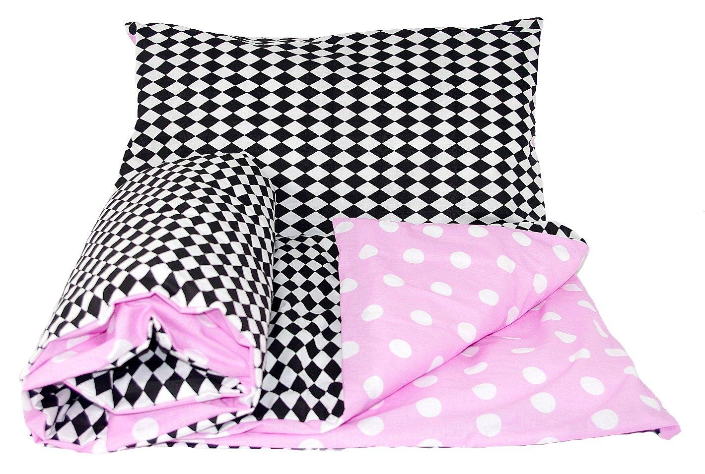 Baby's Comfort Baby Bettwäsche Set / Bettbezug + Kissenbezüge Baby' s Comfort