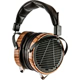 Audeze LCD-3 Over ear Open Back | Zebrano wood ring headphone