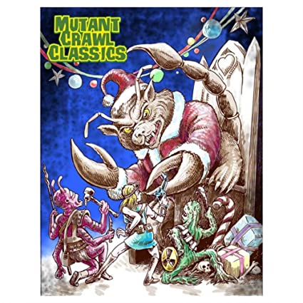Amazon.com: Dungeon Crawl Classics: Home for The Holideath ...