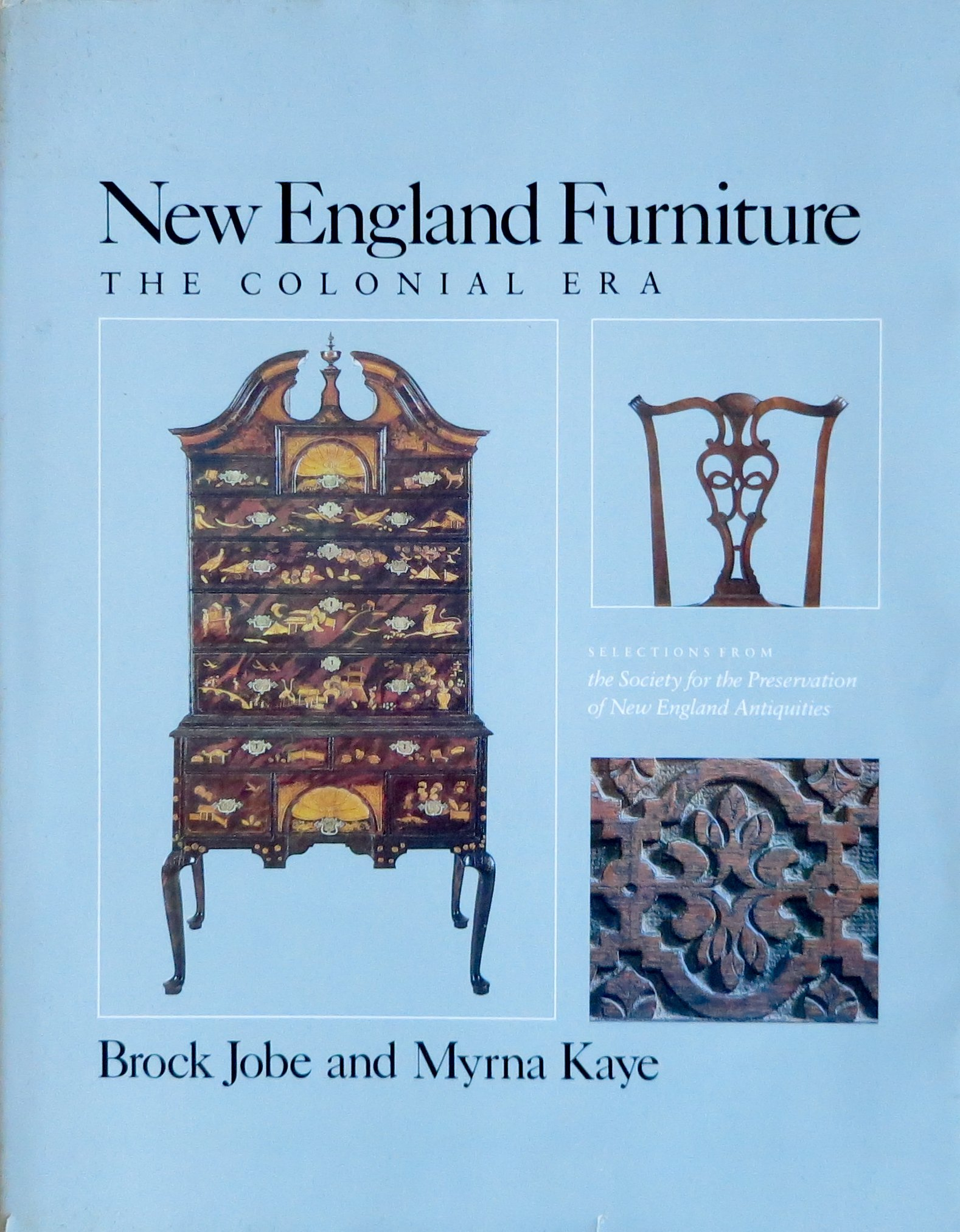 New England Furniture: The Colonial Era