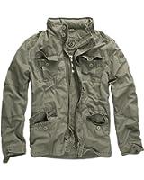 Brandit Men's Britannia Jacke Jacket,oliv,3XL