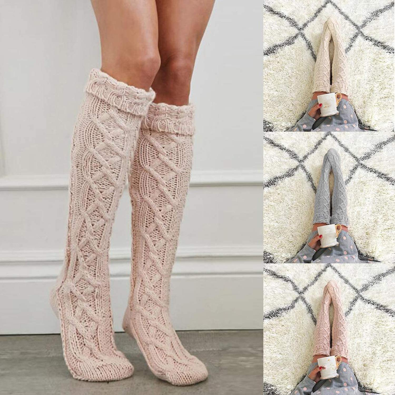 Women Standard Elastic Knee Length,Socks