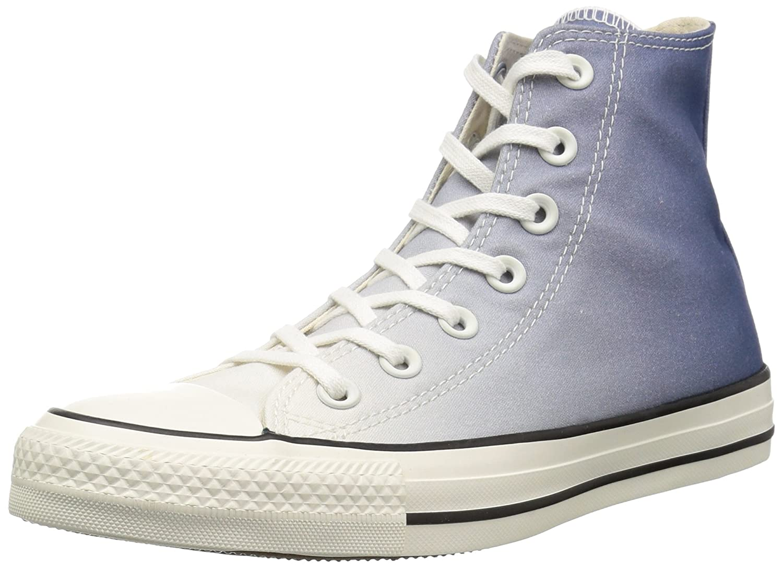 Converse Women's Chuck Taylor All Star Ombre High Top Sneaker B07CR9J71J 5 M US|Mason Blue/Egret/Egret