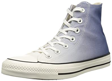 8992d0b2a389 Converse Women s Chuck Taylor All Star Ombre HIGH TOP Sneaker