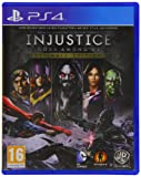 Injustice Gods Among Us Ultimate Edition (PS4)