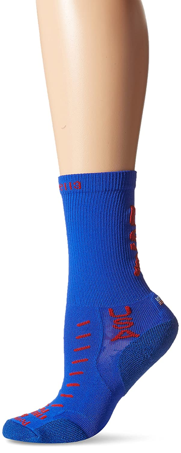 Men's - Women's Thin Padded Running Crew Socks