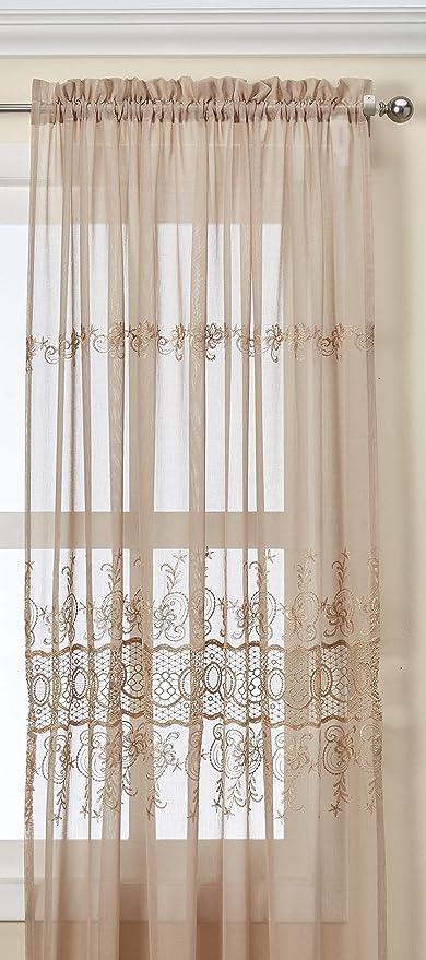 Buy Common Wealth Home Fashions Annamaria Habitat Faux Linen