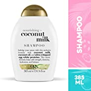 Shampoo Coconut Milk, OGX, 385 ml