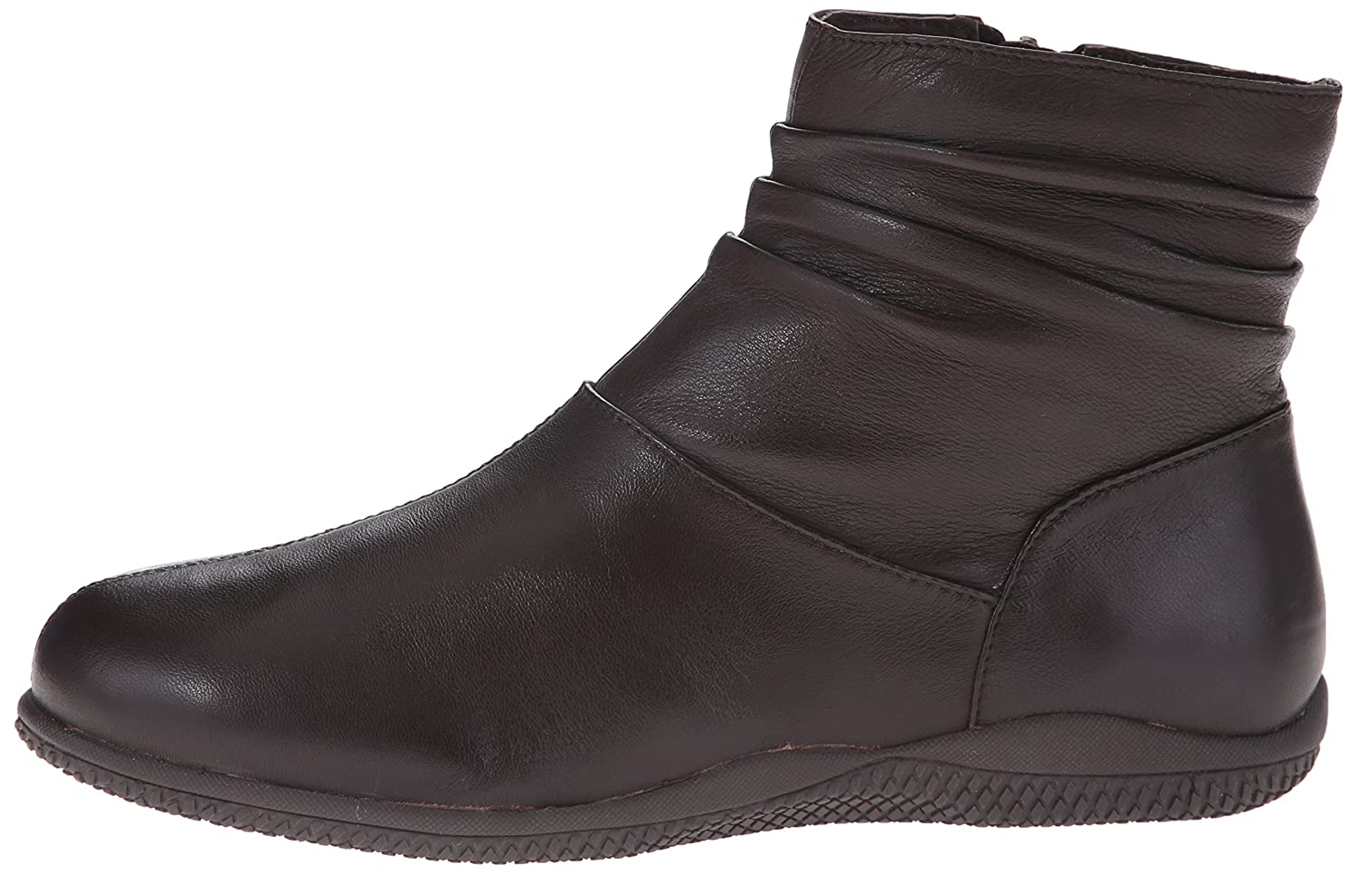 SoftWalk 11 Women's Hanover Boot B00S01E10G 11 SoftWalk W US|Dark Brown f6ddf3