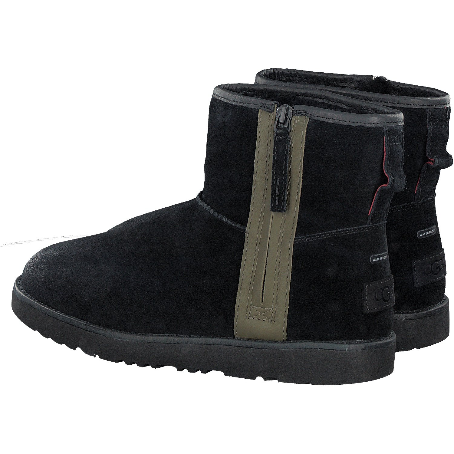 Reduced Ugg Classic Mini Zip Waterproof Boot Locker Cea77 632da